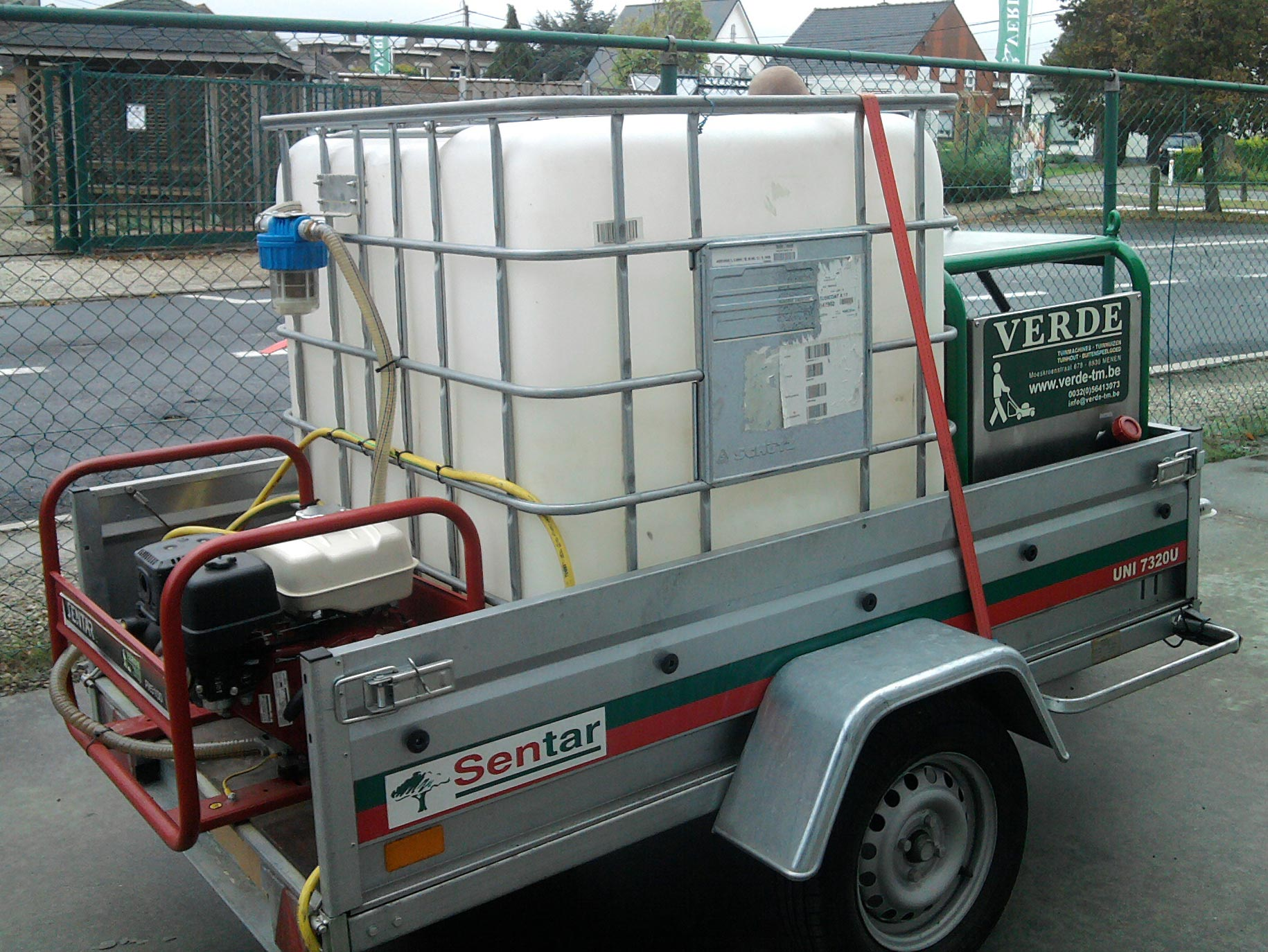 équipement aquasolutions