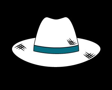 chapeau O'Kcebio