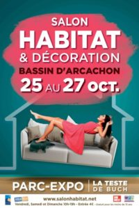 Salon Habitat & Décoration Bassin d'Arcachon